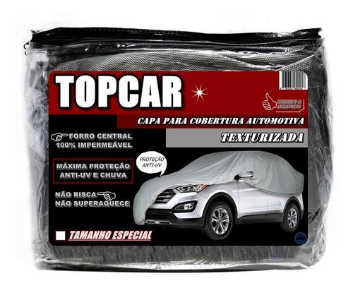 Capa Para Carro Tamanho Especial Proteção Automotiva Anti Uv