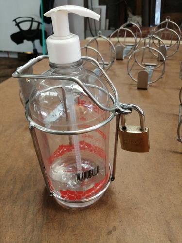 Soportes Para Alcohol En Gel  Envase De 1 Litro