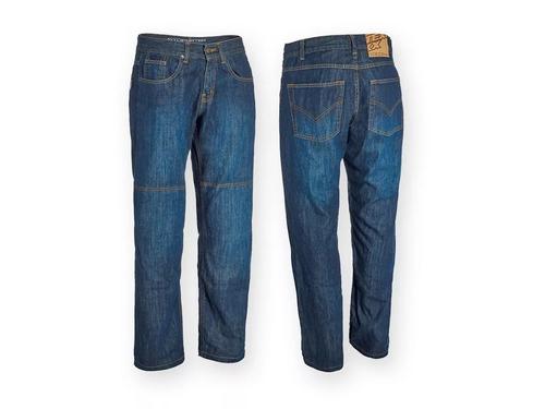Calça Jeans Moto Impermeável Proteção Texx Stopwater ( 56 )