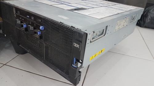 Servidor Ibm System Server X3850 4 Proc. Dual Core 40gb M/p