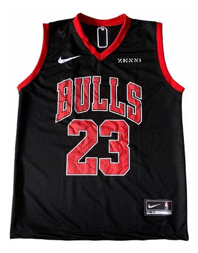 Regata Musculação  Masculino Basquete Chicago Bulls