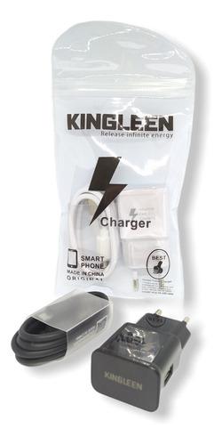 Kit 40 Carregador Rápido V8/micro Usb Kingleen Atacado