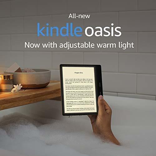Nuevo Oasis Kindle, Ahora Con Luz Calida Ajustable, Incluye