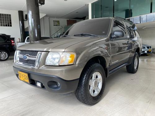 Ford Explorer Sport Modelo 2001 Automatica