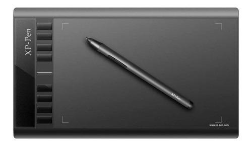 Tableta Digitalizadora Xp-pen Star 03  Black