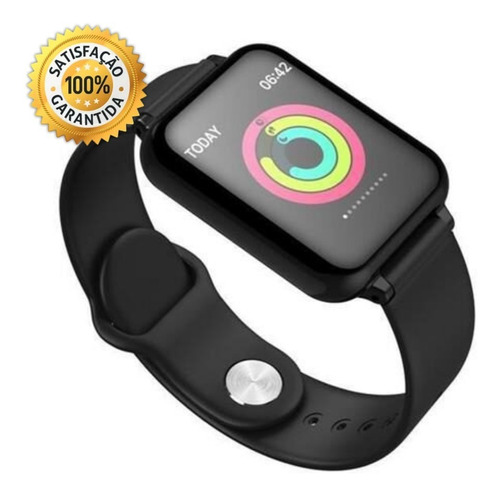 Relógio Smartwatch B57 Heroband 3 Iii À Prova D 'água