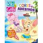 Cores E Adesivos: Riki & Gabi