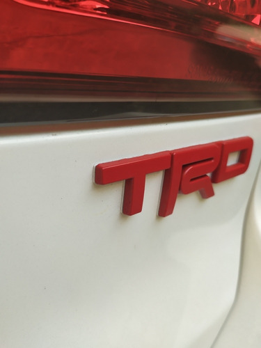 Emblema Trd Toyota Fortuner Kavak Hilux 4runners Tacoma