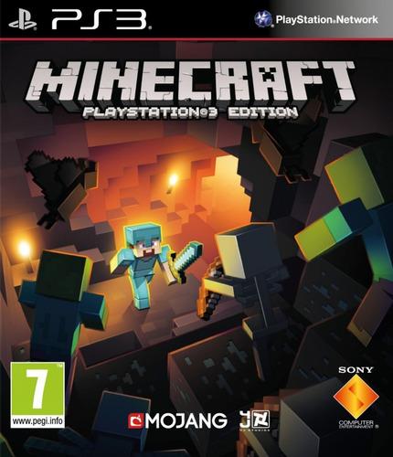 Minecraft Play 3 Fisico