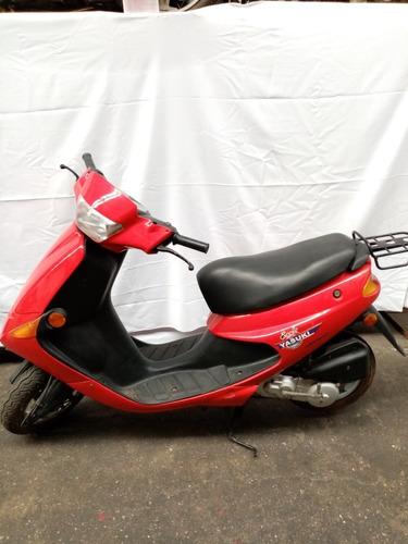 Yasuki Scooter 50cc Pgt