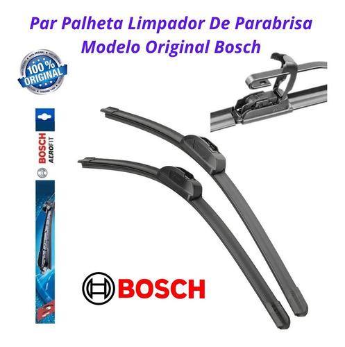 Par Palheta Limpador Parabrisa Original Bosch Sd Aerofit