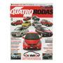 Quatro Rodas Nº625 Uno Sonic Optima Fusion Honda Cr v Malibu