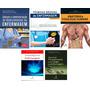 5 Livros Enfermagem Técnicas Básicas Anatomia Outros