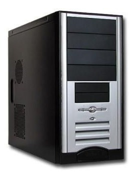 Cpu Torre Intel Core 2 Duo 160gb 2gb Ram Dvd Wifi