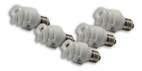 Pack of 5 Saving Spotlights 8w Laiting Warm White