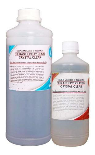 Resina Epoxica Cristal