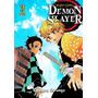 Demon Slayer Kimetsu No Yaiba N° 3 Novo E Lacrado!!!