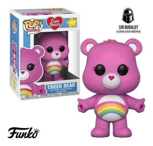 Funko Pop! Osito Cariñosito: Cheer Bear - Alegrosita 351