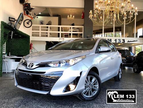Toyota Yaris Xls 5ptas 6mt 2021  0km , Anticipo $