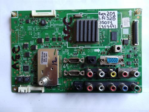 Main Board O Tarjeta Principal Tv Lcd Samsung Ln32b350f1