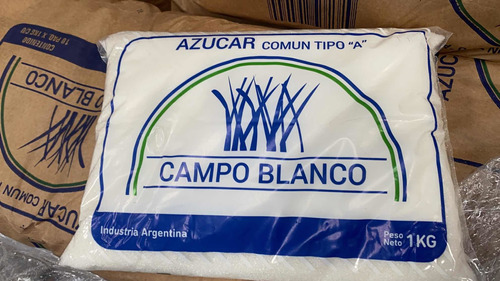 Azucar Campo Blanco Por Mayor