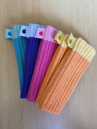 Capinha Colorida Para iPod (original Apple)