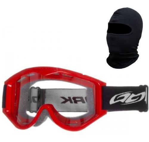 Óculos Motocross 788 Protork Endure Airsoft Trilha Offroad