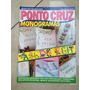 Revista Ponto Cruz 10 Monogramas Enxoval Fronhas Toalha L089
