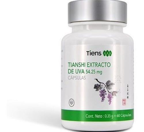 Tianshi Extracto De Uva Resveratrol Envío Gratis Original
