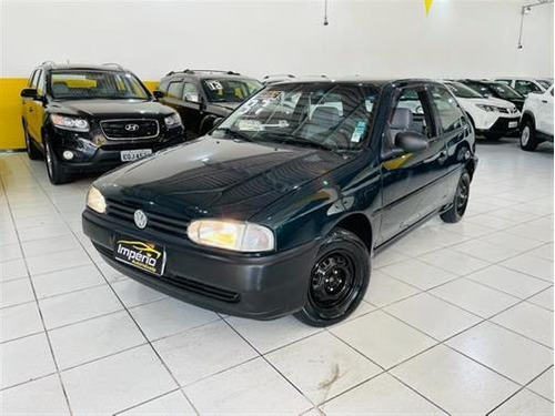 Volkswagen Gol  Plus 1.0 I Gasolina Manual