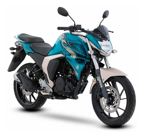 Moto Yamaha Fz Sd 12 Sin Interes 0km 2021 Azul