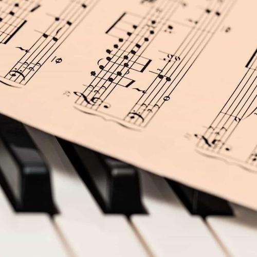 Partituras De Piano - 16 Mil - Acervo Do Pianista