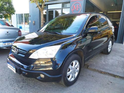 Honda Cr-v 2.4 Lx At 2wd (mexico) 2009