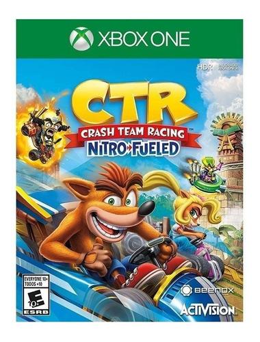 Crash Team Racing: Nitro-fueled Standard Edition Activision Xbox One Digital