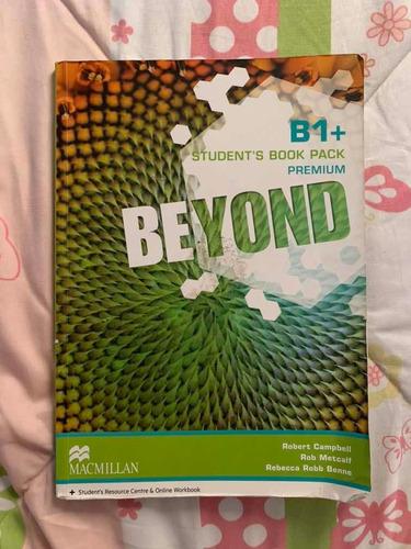 Beyond B1+ - Students Book - Sin Código A Course Book