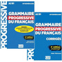 Grammaire Progressive Intermediaire Com Corriges E Cd