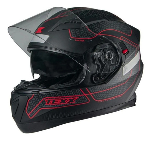 Capacete Moto Motociclista Texx G2 Panther Novo Integral Top