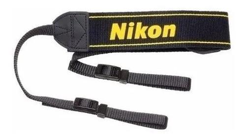 Alça Câmera Nikon Dslr Original