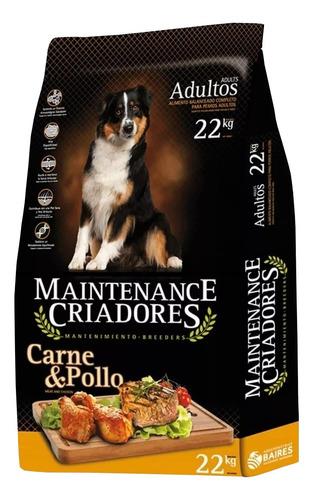 Alimento Maintenance Criadores S Para Perro Adulto Todos Los Tamaños Sabor Carne/pollo En Bolsa De 22kg