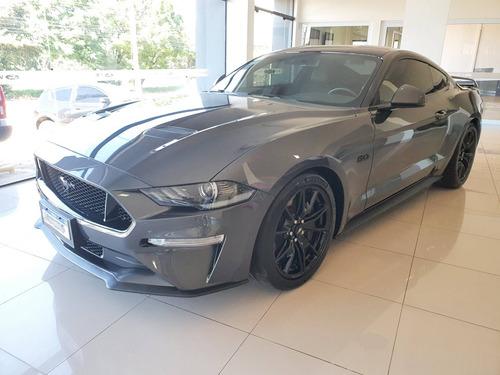 Ford Mustang 5.0 V8 Ti-vct Gasolina Black Shadow