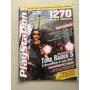 Revista Playstation 24 Tomb Raider 5 Final Fantasy J870