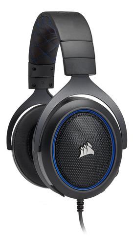 Fone De Ouvido Gamer Corsair Hs50 Sem Microfone