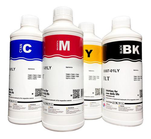 Tinta Comestivel Para Impressora Espon Canon Hp 400ml
