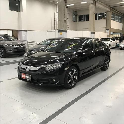 Civic 2.0 16v Flexone Exl 4p Cvt