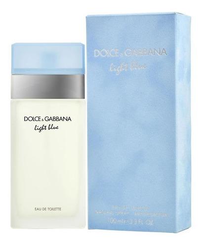 Perfume Dolce Gabbana P/dama - mL a $790