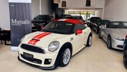Mini Cooper John Cooper Works Coupe 211cv 2014 Pat 2016