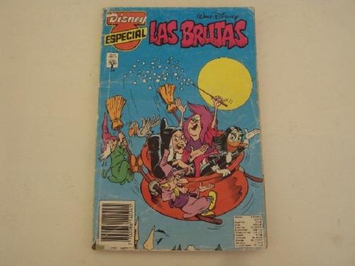 Historieta Disney Especial # 24- Las Brujas - Abril Cinco
