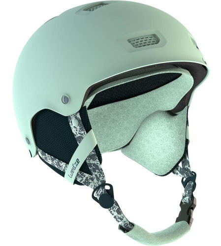 Capacete De Ski E Snowboard H-fs300 - Cor Azul-claro