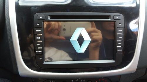 Radio Android Dvd Gps Renault Logan , Sandero , Duster