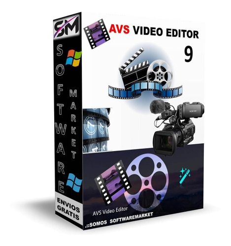 Avs Video - Editor De Video Profecional